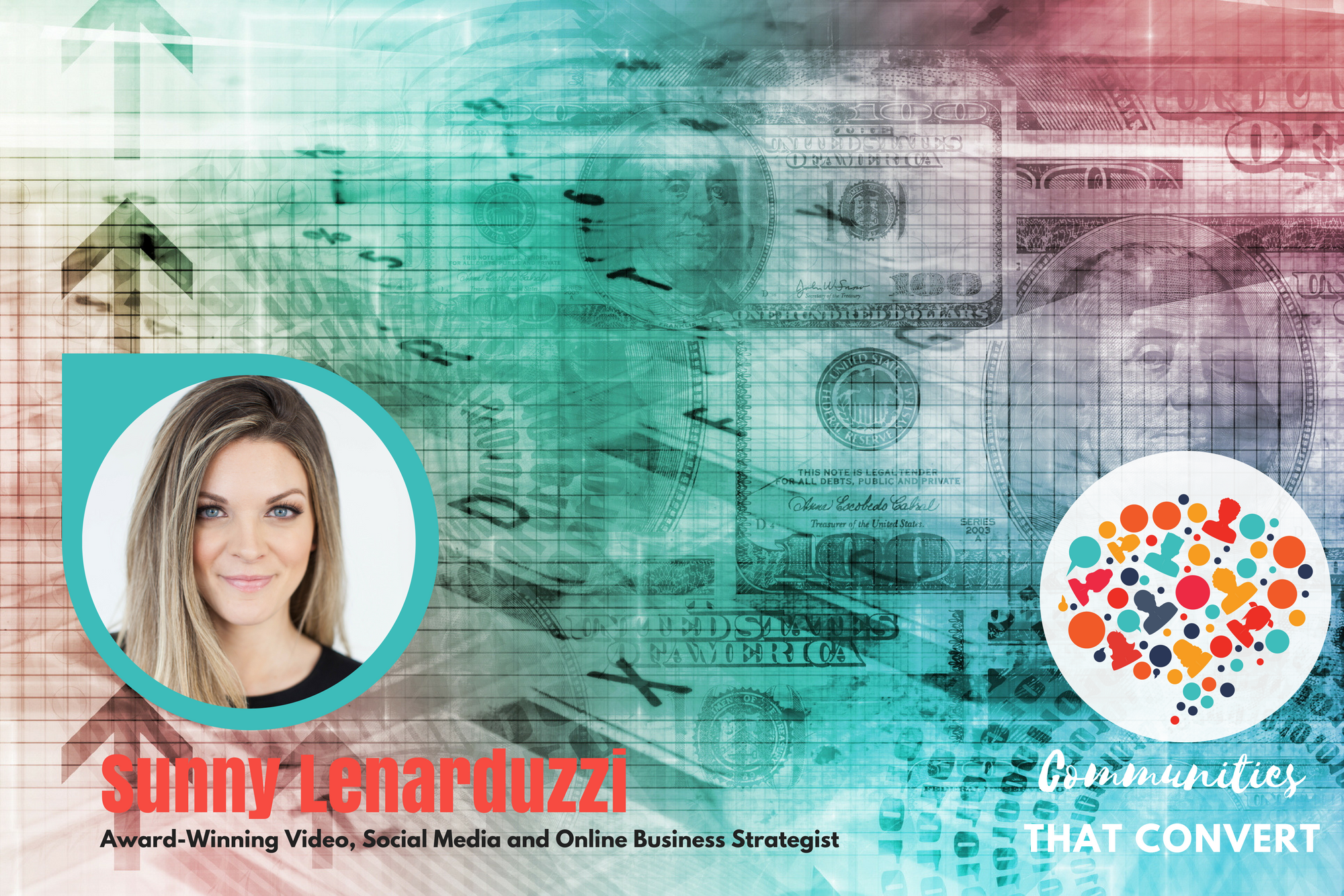 How to Build a Converting Community on YouTube with Sunny Lenarduzzi