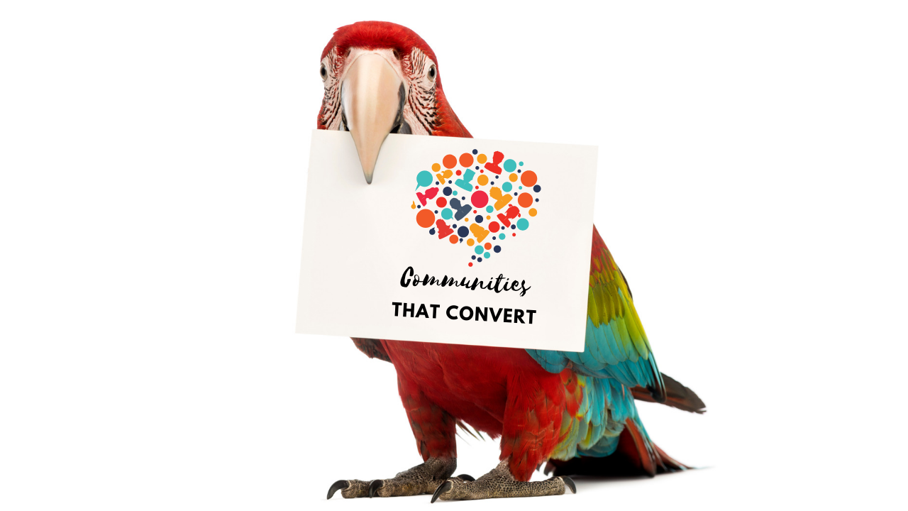 How to Share Calls to Action without Sounding Like a Parrot - Ep 76
