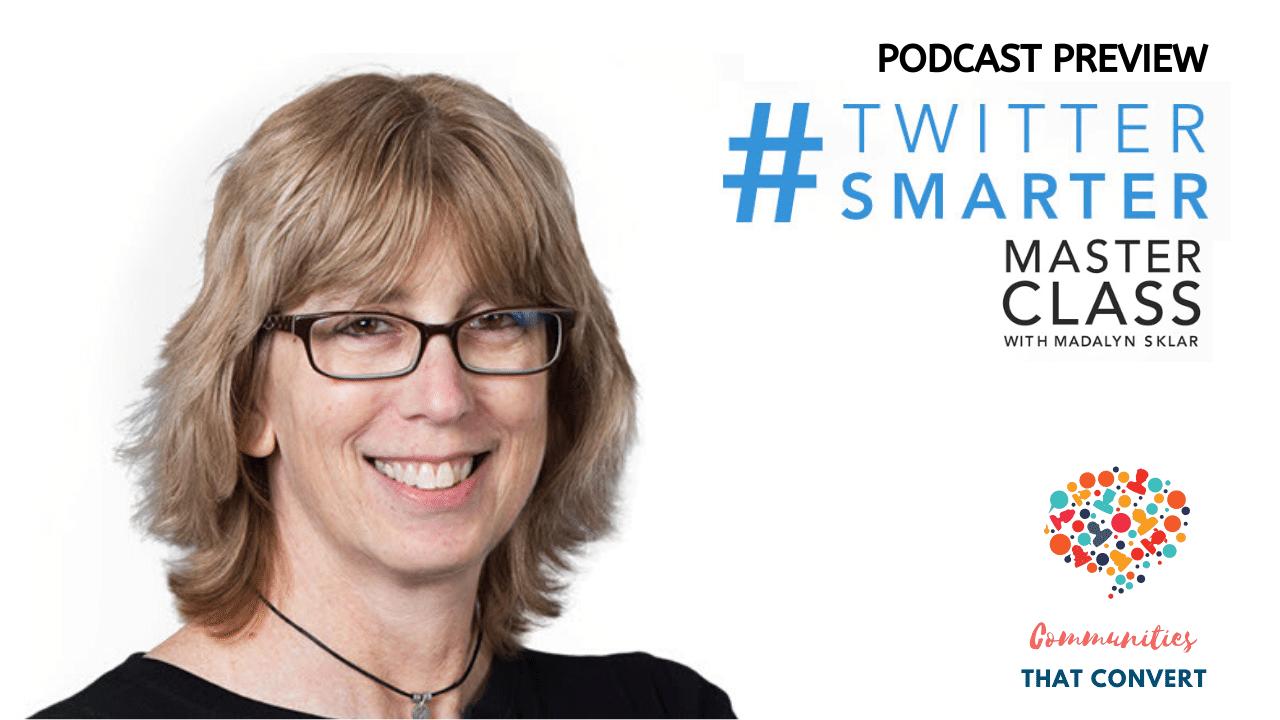Madalyn Sklar Twitter Smarter branding